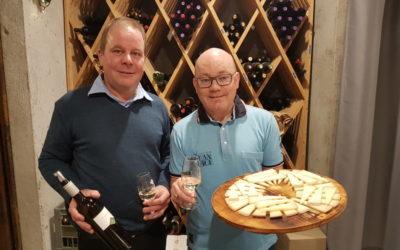 Accords Vins et Fromages de la Sélection de Jacques-Alain Dufaux